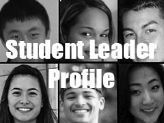 Student Leader Profile