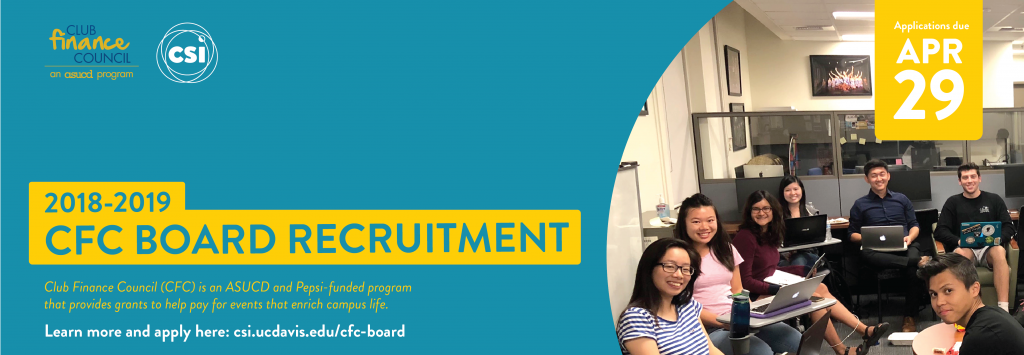 photo of CFC recruitment promotion