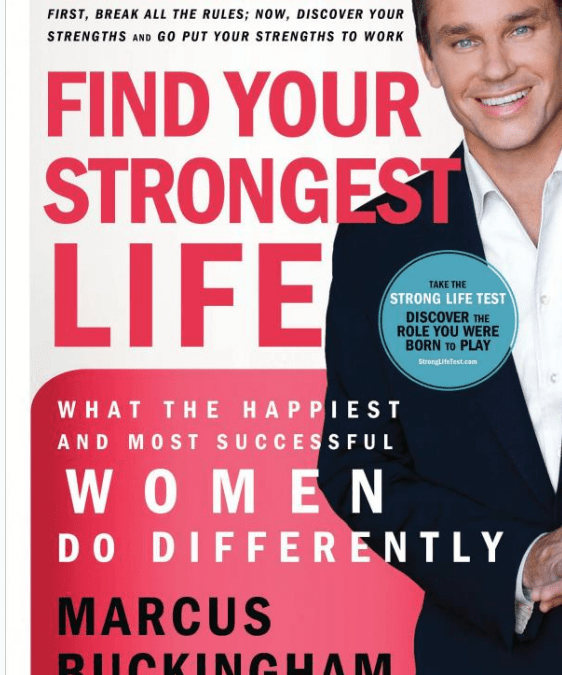 Find Your Strongest Life