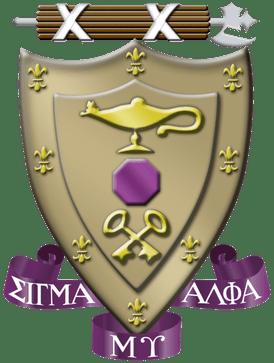 Crest of Sigma Alpha Mu